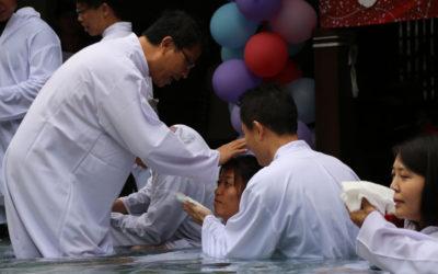 12/25【聖誕百人受洗】開始報名