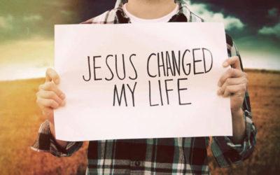 上帝改變了我