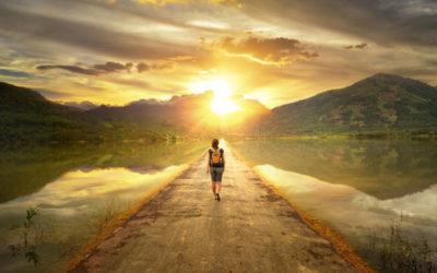 渴慕神話語走在神預備的道路上