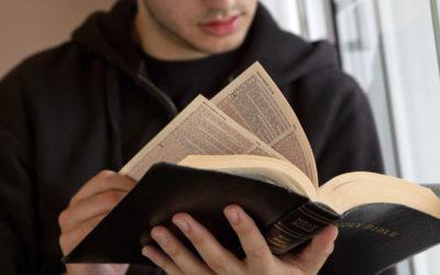 神的話語帶來改變的力量