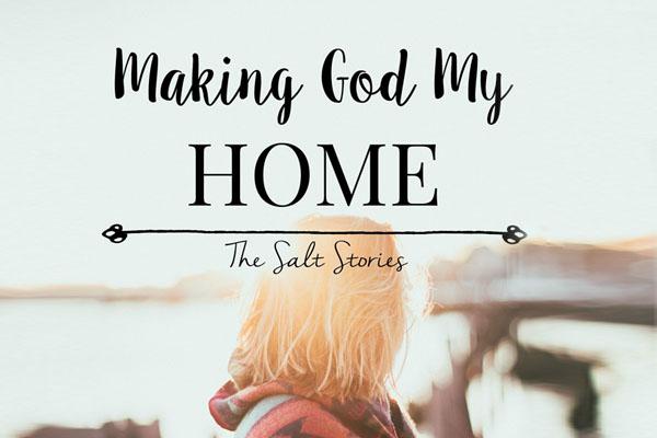 因著上帝的愛,我回家了!