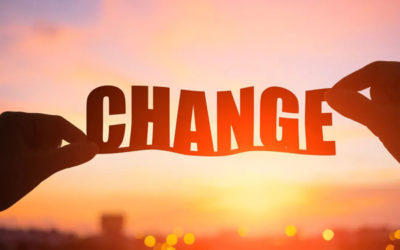 改變、跨越,追求幸福