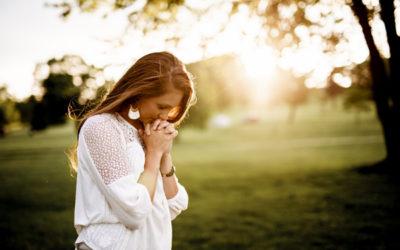 在禱告中經歷祂