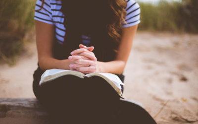 禱告交給神,讓神帶領