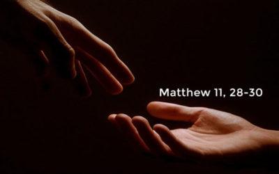 卸下壓力和重擔化與上帝同行