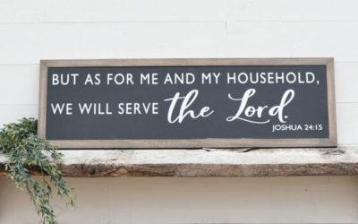 不放棄地為家人禱告