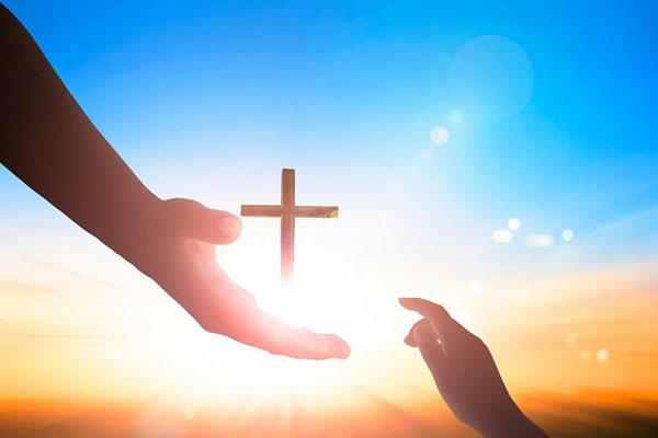 上帝的愛永不放棄人